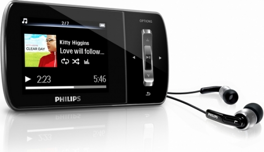 мультимедиа плеер Philips GoGear Aria
