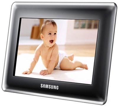 Цифровая фоторамка Samsung SPF-107H