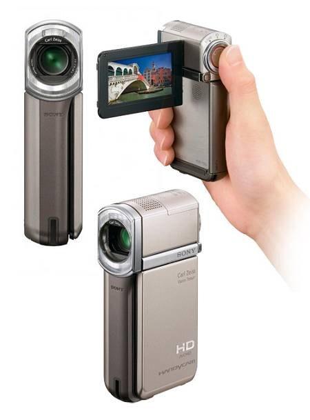 камкодер Sony HDR-TG5V