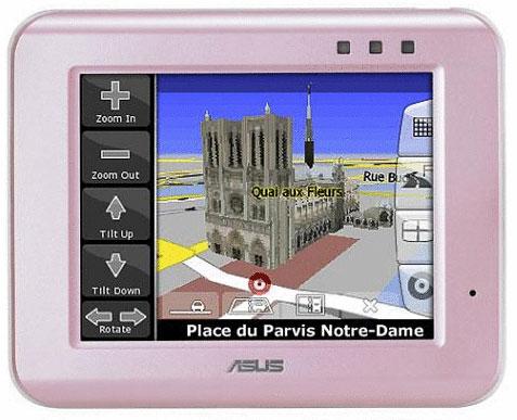GPS-навигатор ASUS R300