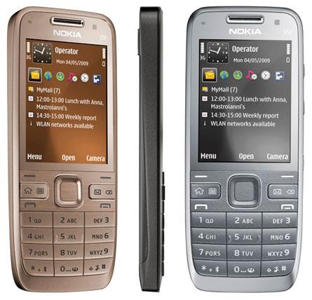 смартфон Nokia E52