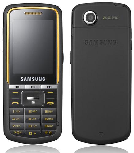 Музыкальный телефон Samsung M3510 BEATZ
