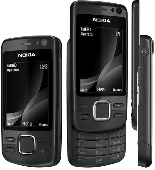 сладер Nokia 6600i slide