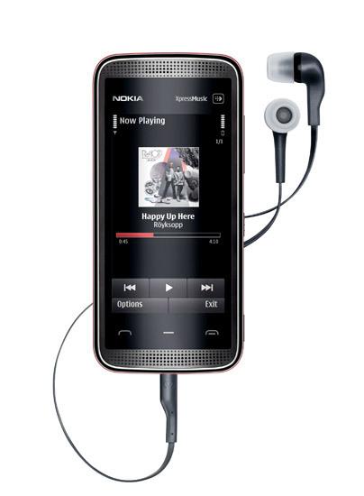 Музыкальный смартфон Нокиа - 5530 XpressMusic