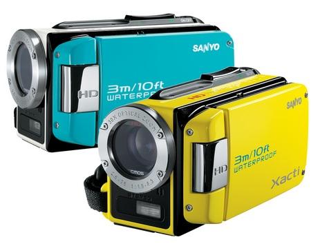 видеокамеры Sanyo Xacti VPC-WH1