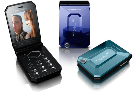 имиджевый Sony-Ericsson Jalou