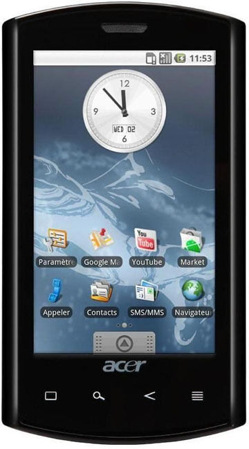 смартфон-коммуникатор Acer Liquid (S100)