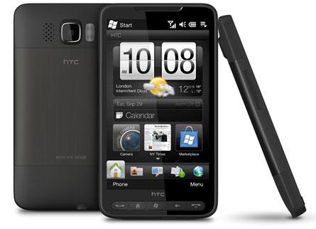 смартфон/коммуникатор HTC HD2