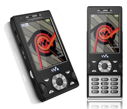музыкальный телефон Sony Ericsson W995 Walkman