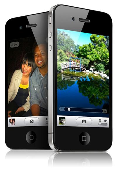Смартфон-коммуникатор Apple iPhone 4G