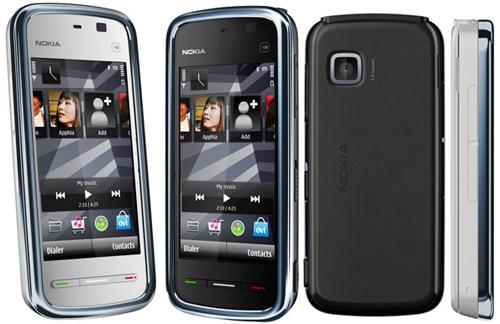 Nokia 5235 Comes With Music - музыкальный тачфон