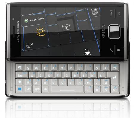 Смартфон-коммуникатор Sony Ericsson Xperia X2