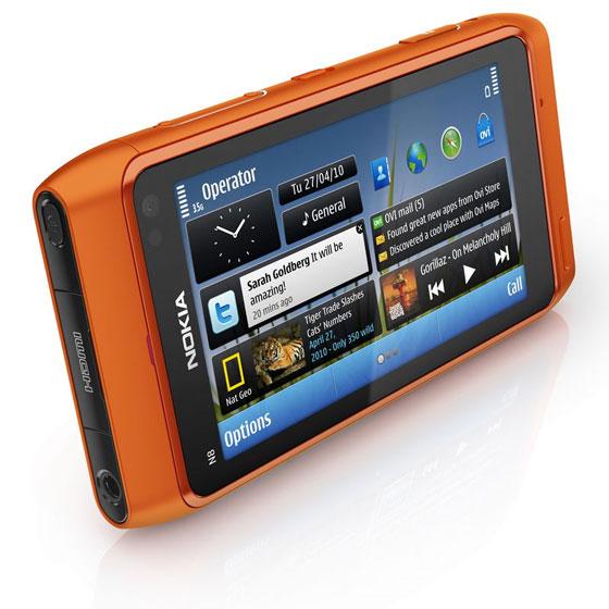 Смартфон-камерофон-коммуникатор Нокиа N8