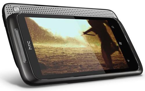 Музыкальный смартфон-коммуникатор HTC 7 Surround