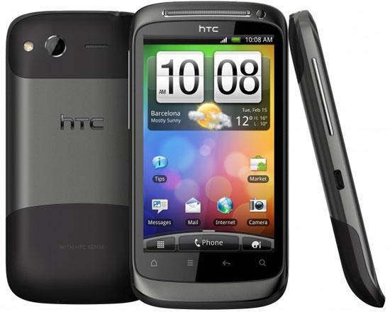 смартфон-коммуникатор HTC Desire S