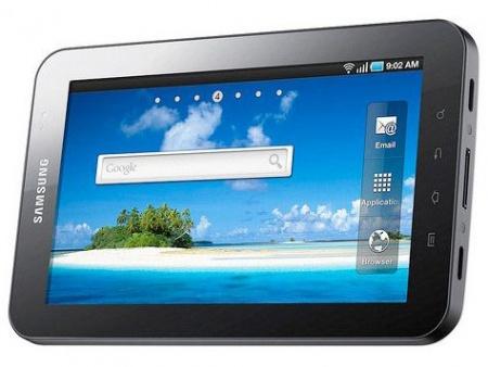 Интернет-планшет Samsung Galaxy Tab P1010