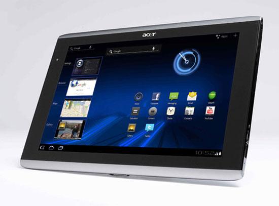 интернет-медиа-планшет Acer Iconia Tab A500 16gb/32gb