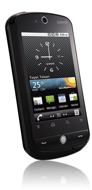 DualSIM Android-смартфон Gigabyte GSmart G1310