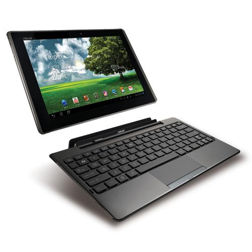 Нетбук и планшет - 2в1 - ASUS Eee Pad Transformer TF101