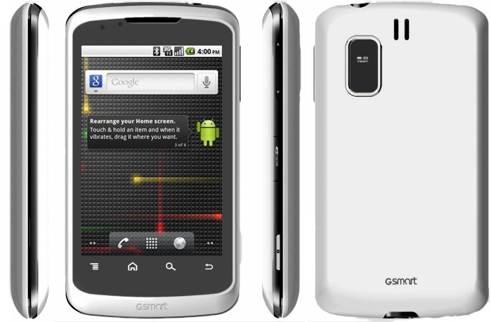 Андроид-смартфон Gigabyte GSmart G1315
