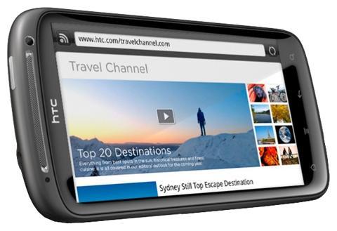 Смартфон-коммуникатор-камерофон HTC Sensation