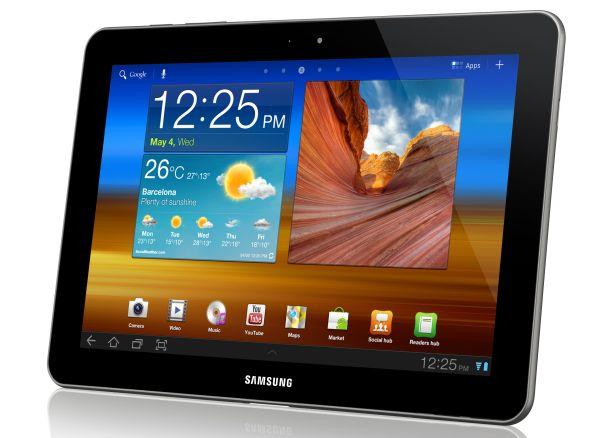 интернет-планшет Samsung Galaxy Tab 10.1