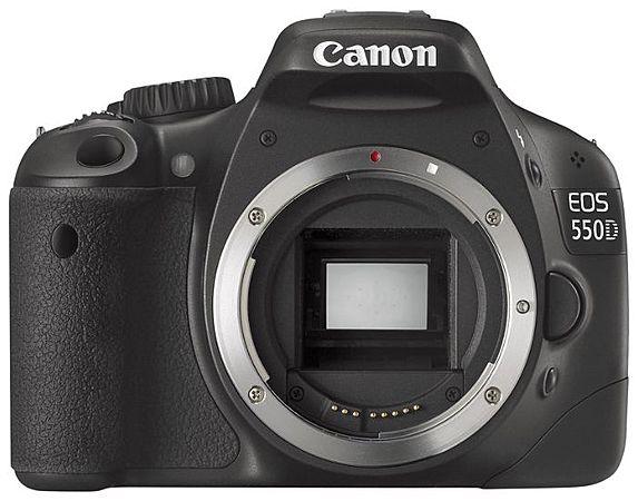 Фотокамера Canon EOS 550D Body