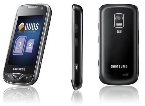 Тачфон Samsung GT-B7722 Duos