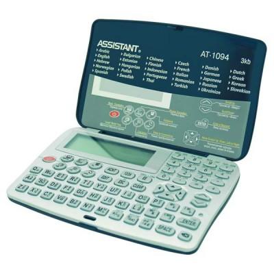 Компактный электронный переводчик Assistant AT-1094