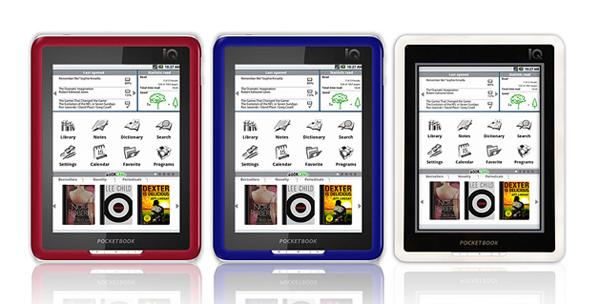 расцветки PocketBook IQ 701
