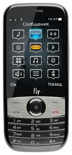 Fly B300 - бюджетный телефон с поддержкой 2-х SIM