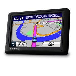 Автомобильный навигатор Garmin Nuvi 1410
