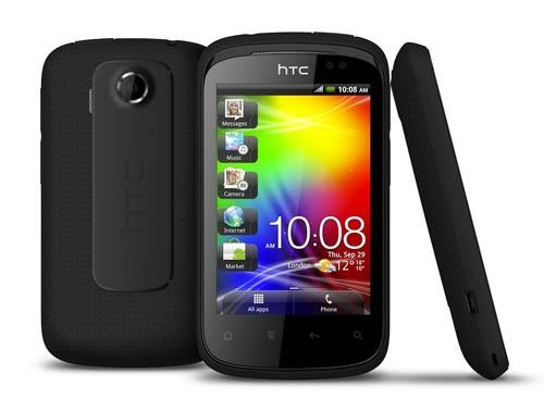 Бюджетный смартфон от НТС - HTC Explorer