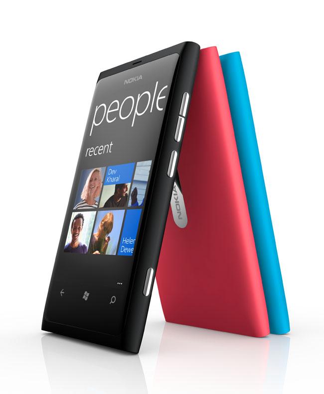 Мультимедиафон Nokia Lumia 800