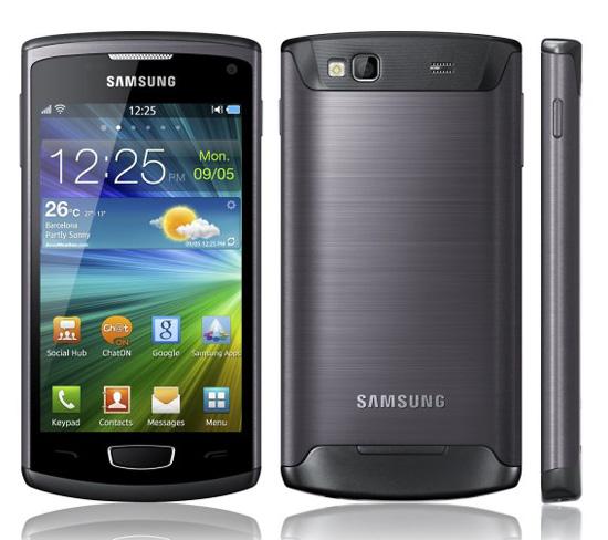 Смартфон-коммуникатор Samsung Wave 3 (на Bada)