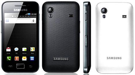 Смартфон Samsung Galaxy Ace Samsung GT-S5830