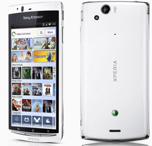 Смартфон-коммуникатор-камерофон Sony-Ericsson Xperia arc S