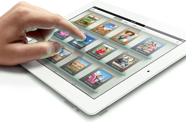 Apple New iPad 3 HD