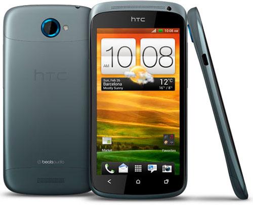 Тонкий и функциональный Android-смартфон HTC One S