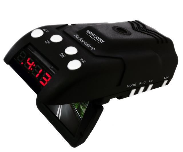Highscreen Black Box Radar HD