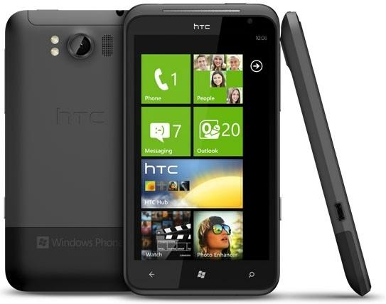 Смартфон-коммуникатор HTC Radar
