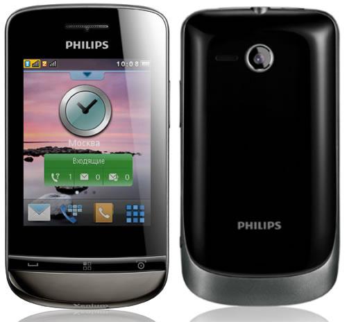 Тачфон Philips Xenium X331