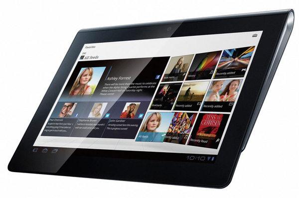 Интернет-планшет Sony Tablet S
