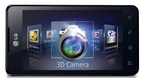 3D-сматрфон от LG