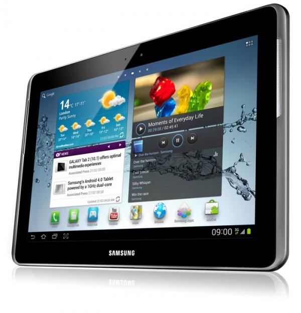 Samsung Galaxy Tab 2 7.0 GT-P3100