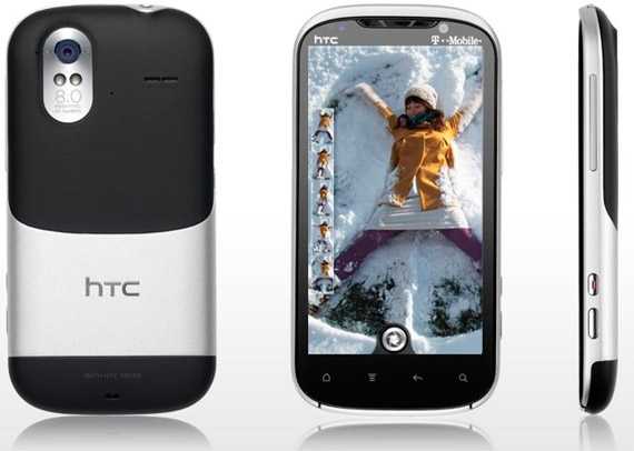 Android-смартфон-коммуникатор НТС Amaze 4G