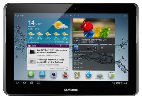 Планшет Samsung Galaxy Tab 2 10.1 P5100 32gb & 16gb
