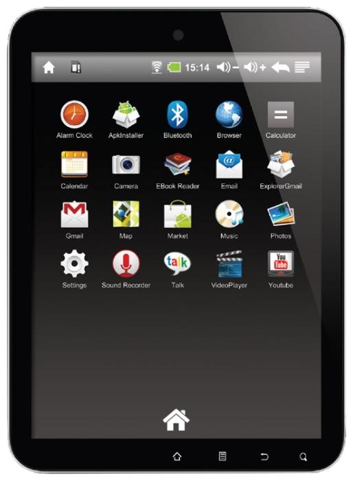 Андроид-планшет Digma idx10 (3G)