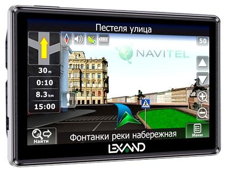 Автомобильный навигатор Lexand STR-5350+