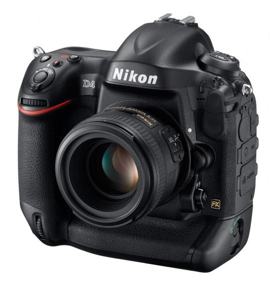 Професиональный фотоаппарат Nikon D4 Kit